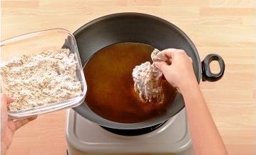 Langkah 2 Cara Membuat Ayam Geprek Crispy