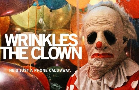 Sinopsis Wrinkles The Clown dan Video Trailer