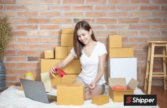 Cek Resi dan Lacak Paket Pengiriman dengan Mudah Memakai Shipper